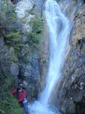 Cascada del Griell de Cal Pigot