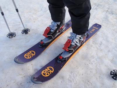Kong Grimper Ski
