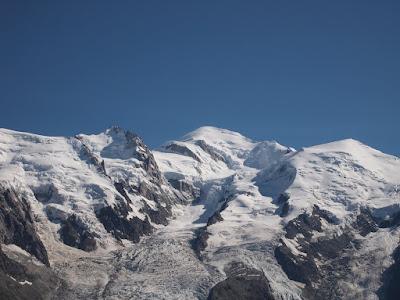 Mont Blanc des de Planpraz