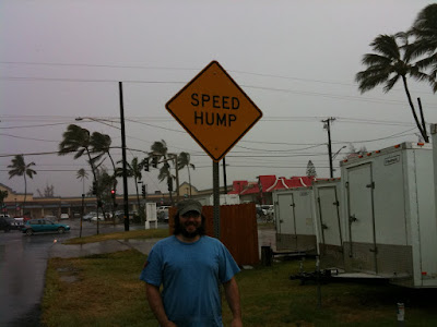 Speed Hump!!