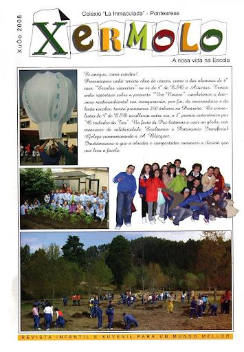 Revista nº 8. Xullo 2008