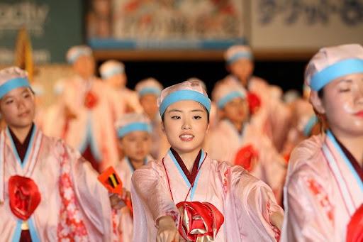 本祭1日目 高知城演舞場 14   D-11971