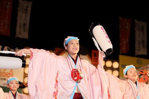 本祭1日目 高知城演舞場 25   D-11998