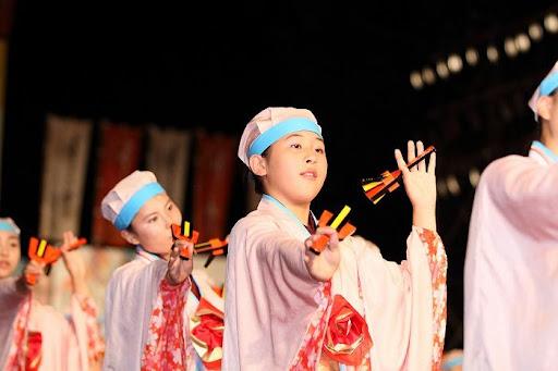 本祭1日目 高知城演舞場 27   D-12000