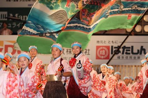 本祭1日目 高知城演舞場 35   D-12019