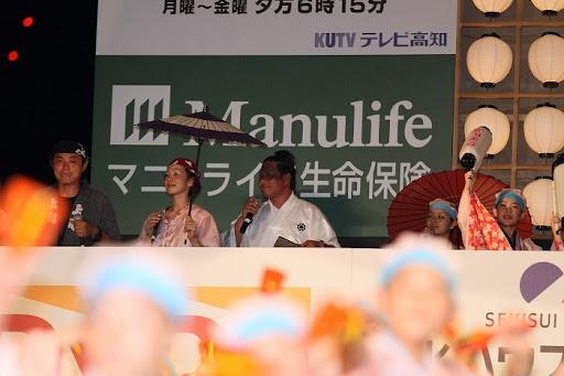 本祭1日目 高知城演舞場 36   D-12021