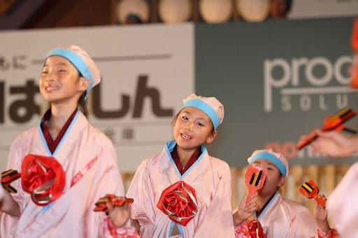 本祭1日目 高知城演舞場 45   D-12046