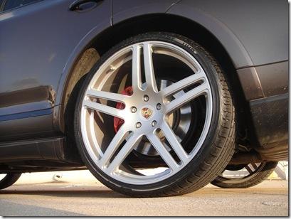 Monoblock Cayenne Turbo S