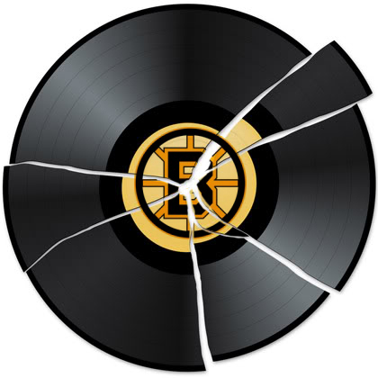 Boston Bruins broken record