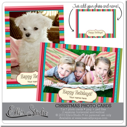 EllesStudio-PhotoCardsChristmas-Set2[1]