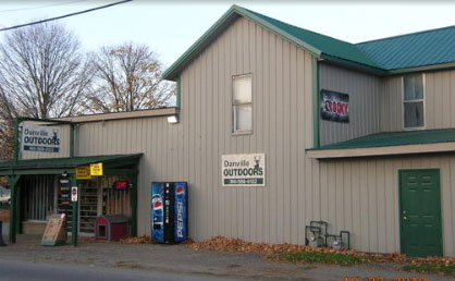 Outdoor Sporting Goods Danville Ohio | Danville Outdoors at 615 S Market St, Danville, OH