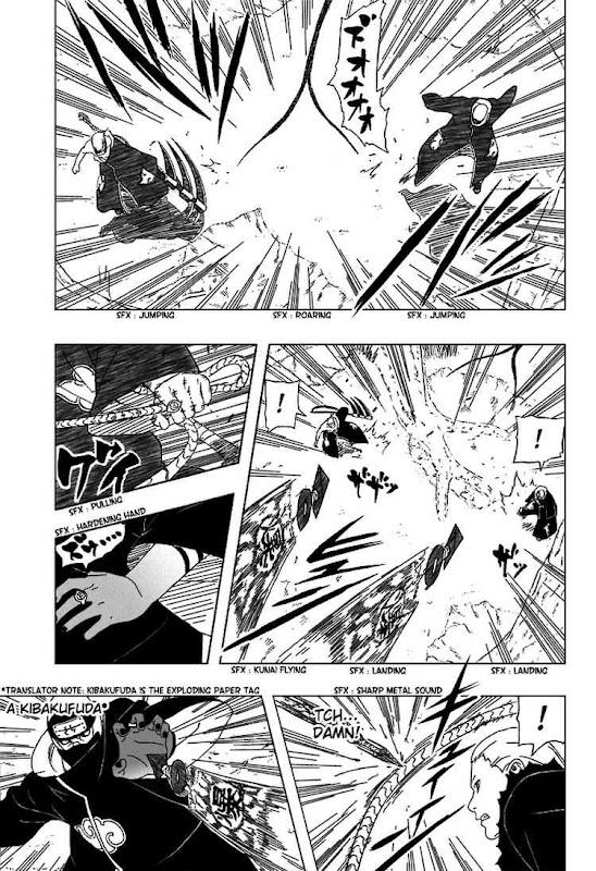Naruto Shippuden Manga Chapter 332 - Image 11
