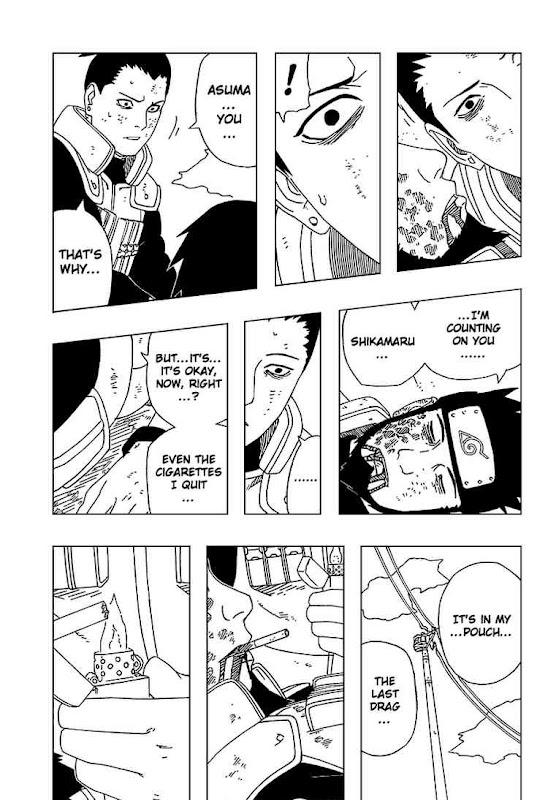 Naruto Shippuden Manga Chapter 328 - Image 09