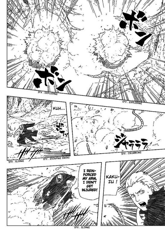 Naruto Shippuden Manga Chapter 332 - Image 12