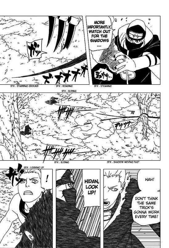 Naruto Shippuden Manga Chapter 332 - Image 13