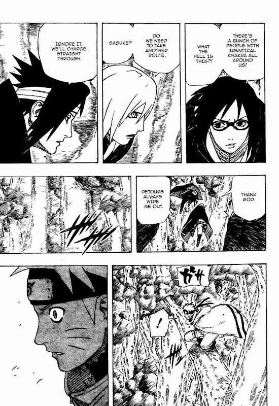 Naruto Shippuden Manga Chapter 371 - Image 03