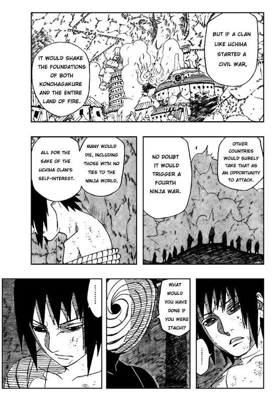 Naruto Shippuden Manga Chapter 400 - Image 07