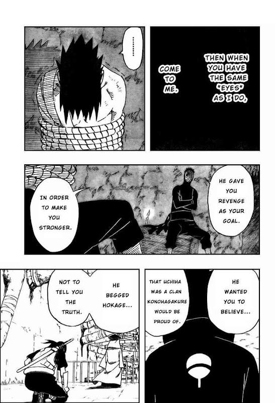 Naruto Shippuden Manga Chapter 400 - Image 15