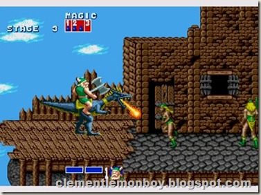 Golden Axe 3