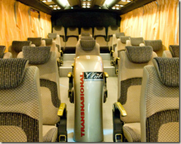 Transnasional Club Class Interior