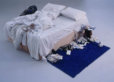 My bed, Tracy Emin
