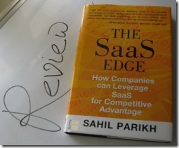 Review-The-SaaS-Edge-Sahil-Parikh