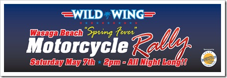 wild wing rally