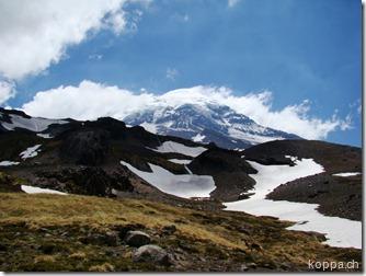 101226 NP Lanin Wanderung Volcan Lanin (8)