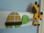 Baby Coat Rack 006