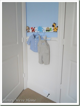 Baby Coat Rack 001