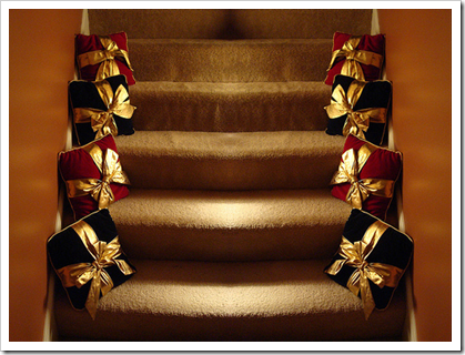 Honey We're Home: Christmas Staircase