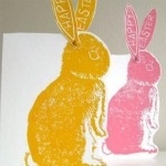 Chantel Vincent Art Easter Treasury
