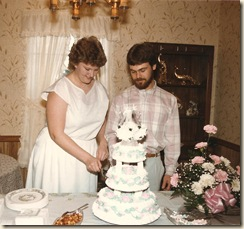 Our Wedding 1985 002