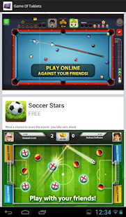 Game Of Tablets - screenshot