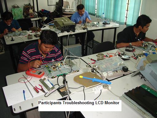 Electronics Repair Guide  Lcd Monitor Repair Ebook Download