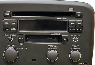 HU-650 CC+CD