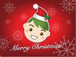 Ucapan natal dan tahun baru