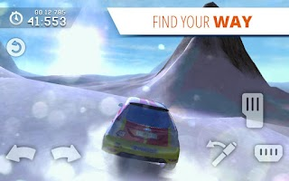 Screenshot of Rally Driver Alaska