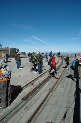 Cog Railwayの線路終端