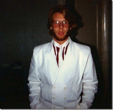 That 80s Me Going to a Party