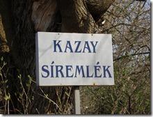 Kazay síremlék