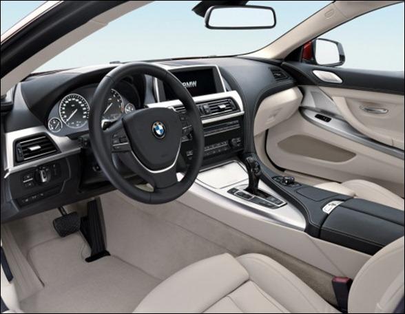 BMW revela Nova Série 6 Coupé