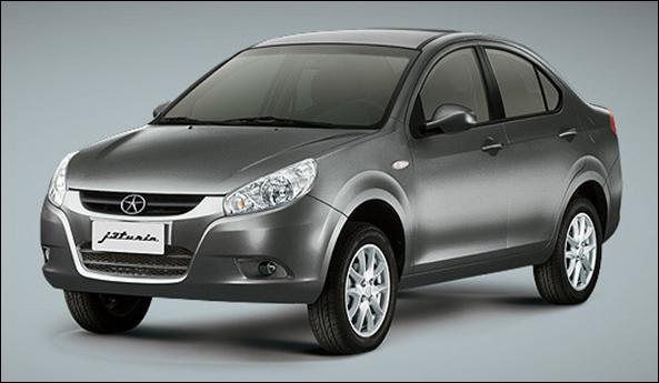 JAC Motors mostra seus modelos para o Brasil