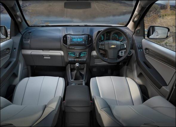 Nova Chevrolet S-10 surge como conceito