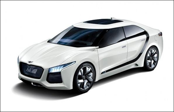 Hyundai Blue 2 Concept