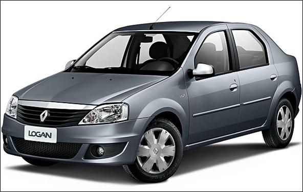 Renault ressuscita a versão Up do Logan por R$ 35.590