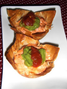 Pace Picante Phyllo Party Cups