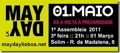 Mayday Lisboa 2011