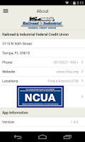 Screenshot of Railroad & Industrial FCU
