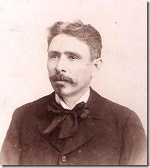 Rodolfo Menéndez de la Peña Fotografía de 1901